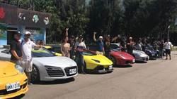 通霄海水浴場7月開幕 百輛超跑助陣做公益