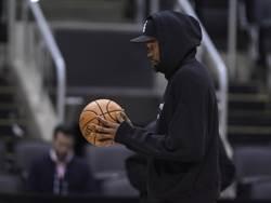 NBA》隊友不爽了!KD自己說不打G4