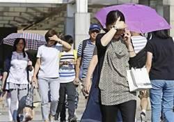 收假日熱爆!台北、花東地區最高溫36度 入夜後慎防大雨