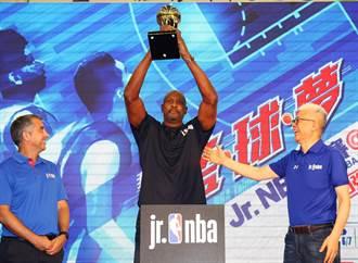 Jr.NBA聯賽30強 找莫寧親自抽籤