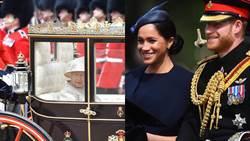 梅根產後首次亮相!出席女王官方生日與凱特同車破不合傳言