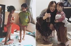 2歲Lucy泳裝照「輾壓大人」 眾人驚豔:隋棠遺傳