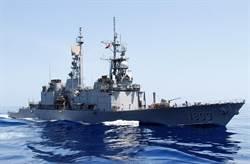 紀德艦變海上摩鐵 男女兵「激戰片」外流