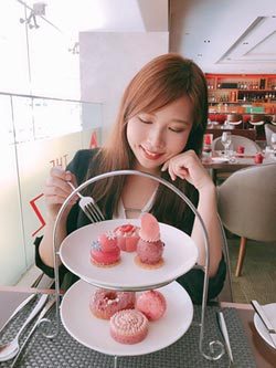 台南遠東 引進紅寶石巧克力