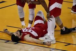 NBA》范維利特G4斷牙被拍賣 起標15.8萬