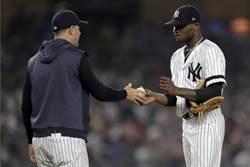 MLB》投手隱瞞傷勢 洋基被捅一刀