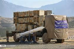 波灣戰雲密佈 伊朗發佈自製防空導彈系統