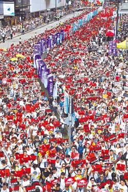 陳立諾》那些貌似關心香港的人
