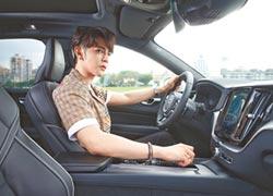 VOLVO XC60 T8 R汪東城讚科技感十足