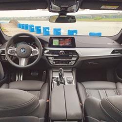 BMW 530i M Sport 酷勁有型 水箱護罩會呼吸