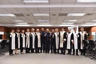 做員警執法後盾  警政署成立專屬律師團