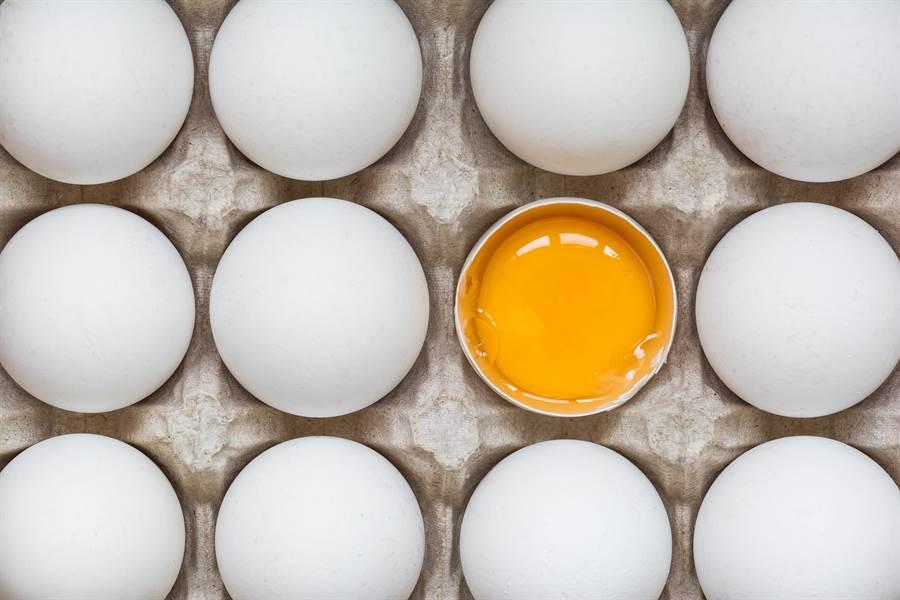 曾有一名美國老翁平均每日吃25顆雞蛋,竟完全沒有任何膽固醇及心血管疾病問題。(圖/達志影像)