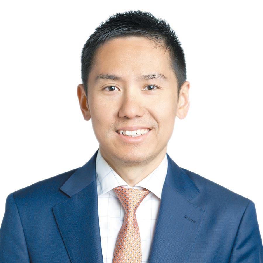 路博邁5G股票基金首席投資顧問溫演道。圖/路博邁投信提供