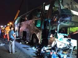 阿羅哈翻車3死13傷 1人轉院12人皆已出院
