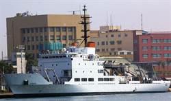 獨家》海軍神祕海測艦動力失效 一度漂流台灣海峽