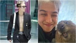 男星西裝外套裡「全裸」在機場大秀8塊肌、胸口刺青