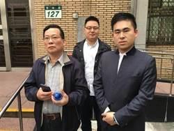 王炳忠告周妨害名譽求償148.7萬敗訴