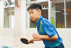 王毓潔林學庸當選桌球國手