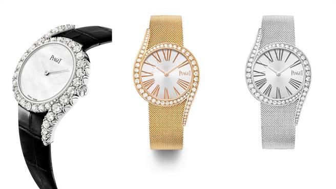 Limelight Gala 32 mm腕錶、米蘭網織鏈帶32 mm腕錶。(圖/品牌提供)