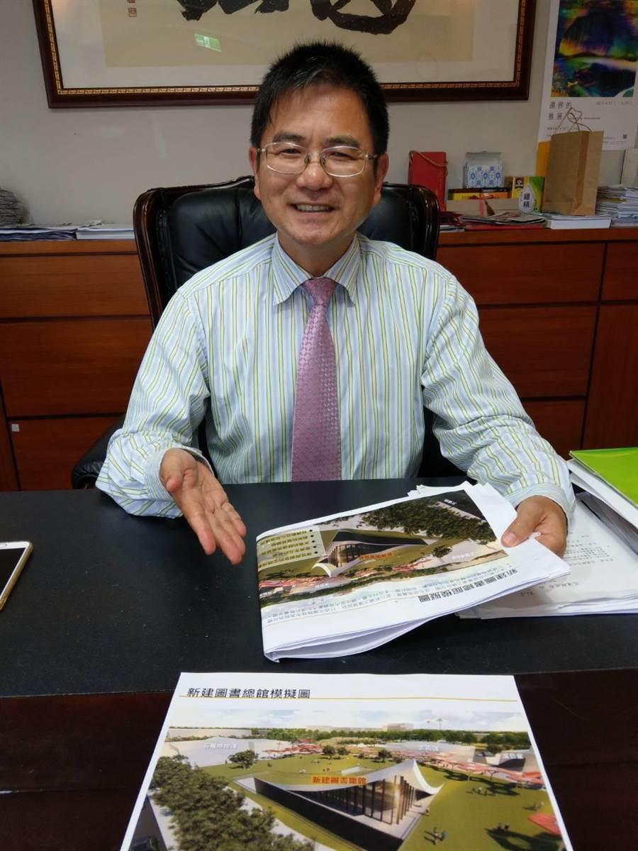 新建圖書總館將成花蓮文化新地標  中意日本建築師渨研吾團隊 - 生活