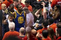 NBA》沃神:杜蘭特宣告跳脫下季合約