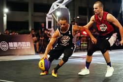 FIBA 3x3籃球高雄挑戰賽 資格賽北中南三地開打