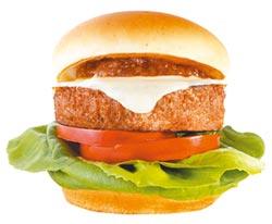 速食搶客 素肉漢堡炭烤香
