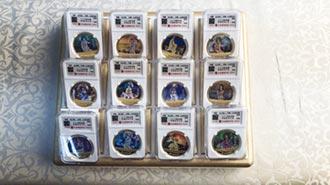 博大藏品代理販售 三十三觀音聖像紀念金幣