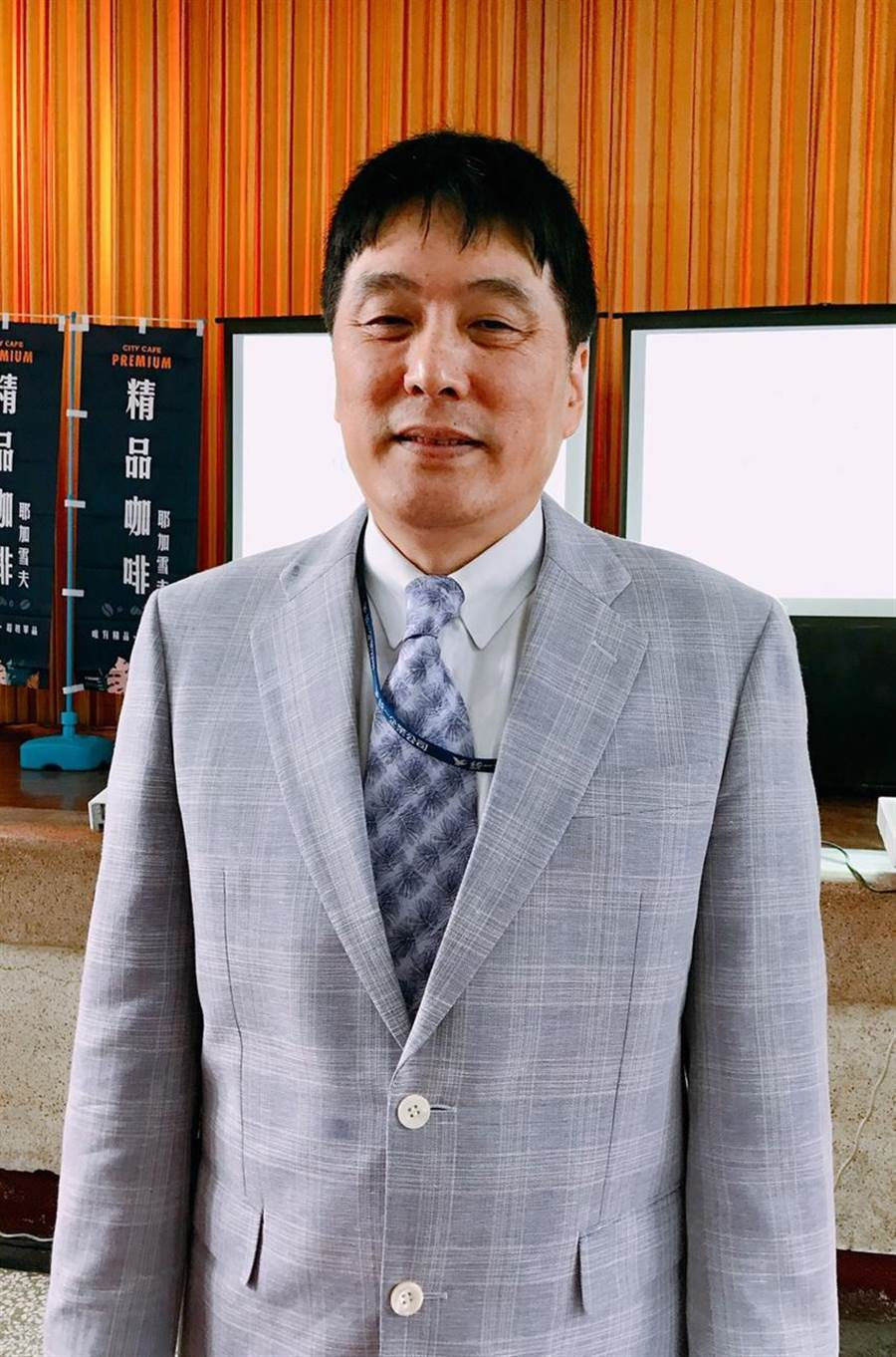 統一集團董事長羅智先今在統一超股東會上,針對媒體提問景氣看法表示意見。圖:劉馥瑜