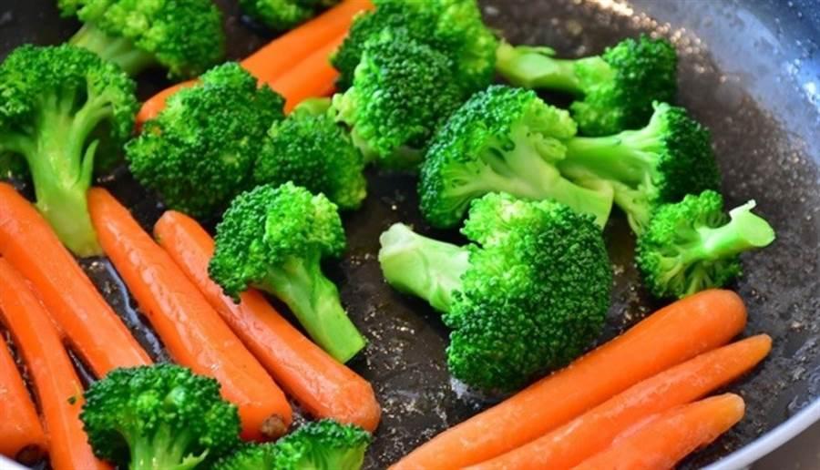 許多人吃素,但問題越吃越多。(圖/pixabay)