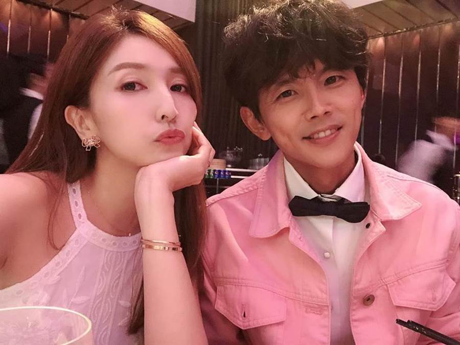 Grace和阿翔結婚8年,今男方爆出偷吃好友謝忻。(圖/翻攝自臉書)