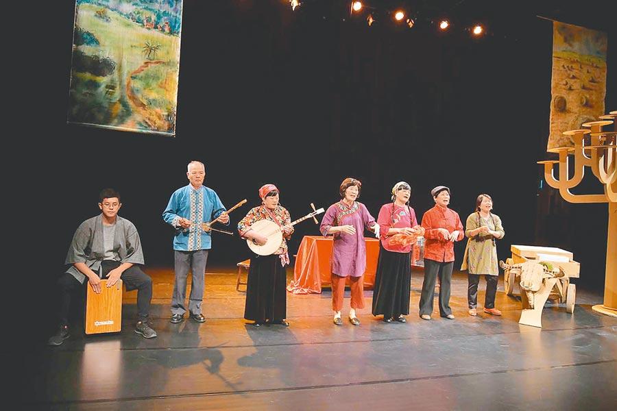 具有屏東滿州民謠特色的演出,將在傳統藝術中心宜蘭園區登場。(國立傳統藝術中心提供)