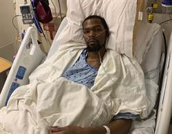 NBA》杜蘭特宣布肌腱斷裂 已成功手術