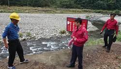 水域活動安全第一  中市府:勿去危險水域