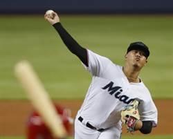 MLB》不是陳偉殷 馬林魚日裔新秀7局無失分