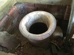 基隆校官眷舍原貌再現 挖出日式廚房浴室