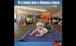 學寶寶運動2周瘦2公斤 醫師這樣說