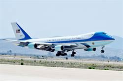 川普想換空軍一號塗裝 需經國會同意
