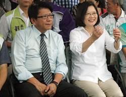 蔡英文民調勝出 屏縣長潘孟安表態支持贏得明年大選