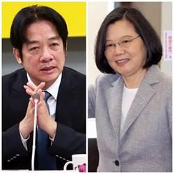 卓:壯大台灣  蔡總統需要賴院長