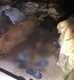 夜半探險台南廢棄大樓 網友竟在套房發現人骨