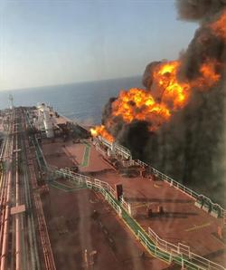 阿曼灣油輪遇襲 事件整理