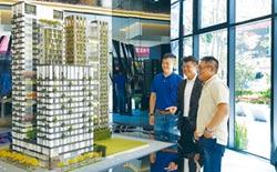 世界級 森態建築 磐鈺雲華將完工