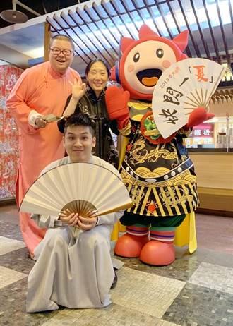 傳統說唱藝術 進駐台南百貨商場