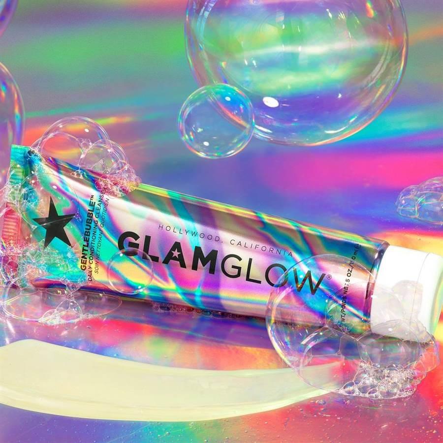 新光三越台北信義新天地專屬限量GLAMGLOW臉部泡泡浴,原價1780元、特價