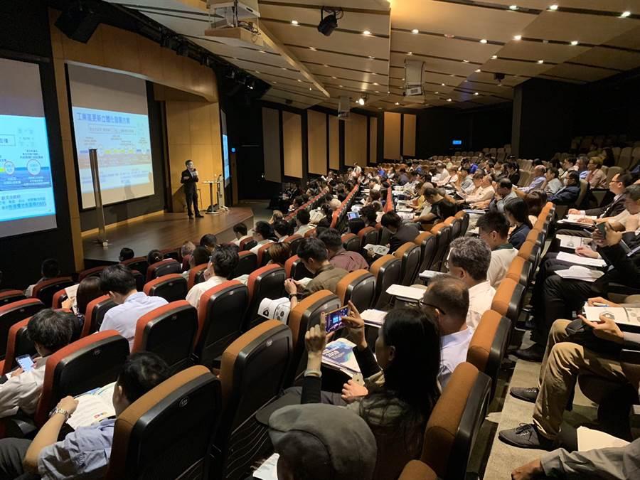 信義全球資產及安信建經於13日舉辦主題講座,現場座無虛席