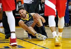 NBA》勇士不妙?浪花弟第3節左膝扭傷