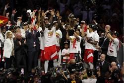 NBA金盃首次旁落加拿大 暴龍奪隊史首冠