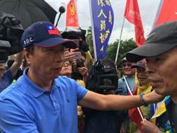 郭要蔡政府恢復退警福利