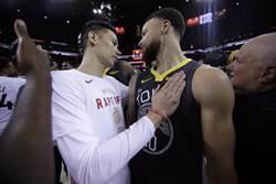 NBA》林書豪摘首冠 亞裔美籍球員第一人